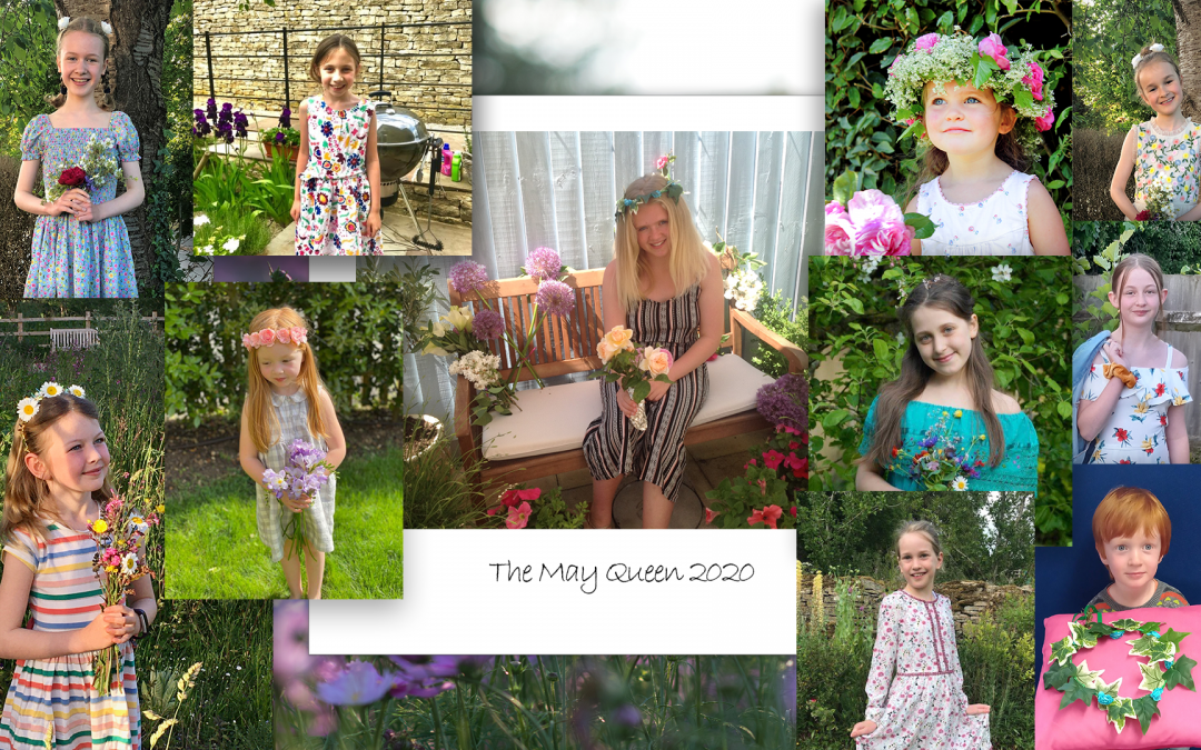 Private School Oxfordshire – The May Queen is Crowned