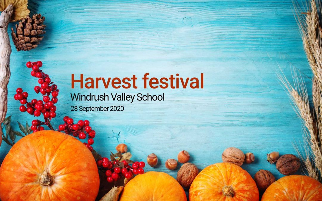 Private School Oxfordshire – Harvest Festival – With a Difference