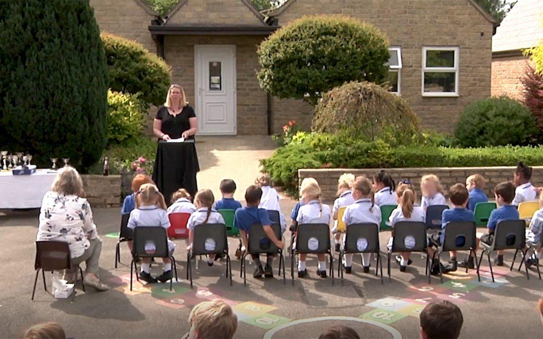 Prize Giving – Private School Oxfordshire