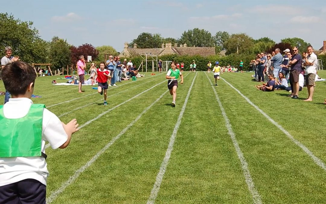 Sports Day – Private School Oxfordshire